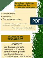 CORRIENTES FILOSOFICAS José Maria Morant