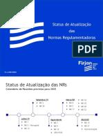 GTSSO - Atualização das NRs