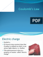 COULOMB'S LAW2