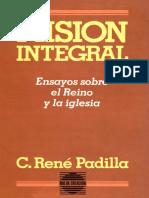 Mision Integral - C. Rene Padilla