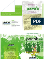 HDF PaRaB Poster