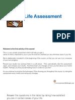 Life-Assessment