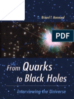 From Quarks to Black Holes Copy