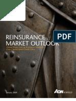AON Re Insurance Market Outlook 2009