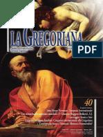LaGregoriana 2011-1 It