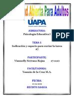 TAREA VII PSICOLOGIA EDUCATIVA I (2)