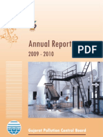 Gujarat Pollution Control Board Report 2009-2010