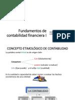 fundamentos de contabilidad - contaduría