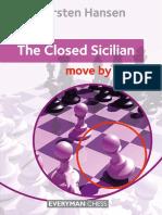 The Closed Sicilian Move by Move - Carsten Hansen.pdf