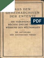 ADAMOW E.470 Die Europaischen Machte Und Die Turkei KONSTANTINOPEL Und Die Meerengen 4