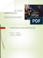 CANTE FÁCIL COM MARI ROCHA - PDF