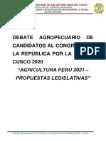 reglamento para debate final 13 diciembre