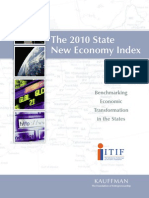 The 2010 State New Economy Index