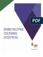 Bombas Multifasicas