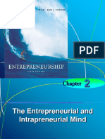 62123843-Chapter-2-The-Entrepreneurial-and-Intrapreneurial-Mind.ppt