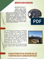 Impacto en Puentes