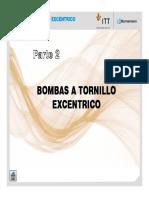 Bombas Excentricas Bornemann