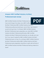 AWS-Certified-Solutions-Architect-Professional PDF