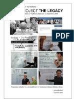 Scottish Literature Forum - Report from Collaborative Pilot