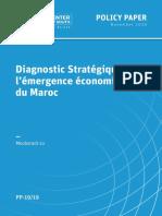 Diagnostic Stratégique de __l'émergence économique __du Maroc_2019 (1) (3).pdf