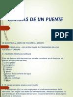 EXP. CARGAS DE UN PUENTE