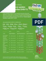 Termíny přechodu na DVB-T2 v Ústeckém kraji