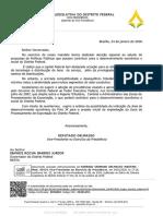 Ofício Rodrigo Delmasso --  Zona de Processamento de Exportação (ZPE)