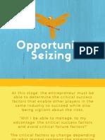 Opportunity-Seizing
