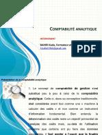 Conptabilité de gestion (coûts complets) méthode classique