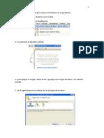 Guía para crear un formulario con un parámetro
