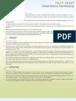 Factsheet UN