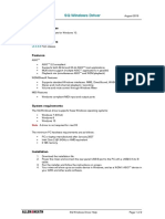 SQ Windows Driver v4.67.0 Release Notes