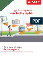 GUÍA PAGO SEGUROS PROTECCIÓN FAMILIAR