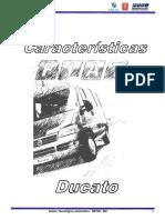 Caracteristicas -  (Ducato 2005)