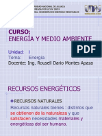 Cap I. Energías