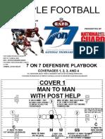 Everest Youth Football Playbook 2015 Pdf Quarterback Ball Games
