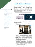 4.2.4.- Aleación Del Acero _ Materiales de Uso Técnico
