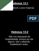 Hebreus - 013