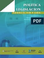 Politica y legislacion sobre el VIH y sida.pdf