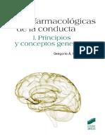 Bases farmacológicas de la conducta. Vol I - Gregorio A. Gómez-Jarabo.pdf