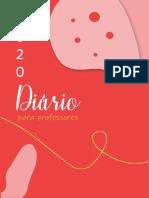 (FREE) Diário 2020 para professores.pdf