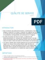 Qualite de service_partie1