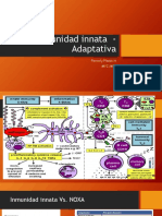 Inmunidad innata  - Adaptativa.pdf