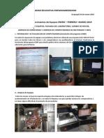 Bitacora departamento de informatica ENERO FEBRERO MARZO