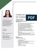 Lowelyn-Gaye-Resume