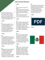 Himno Nacional Mexicano (COMPLETO)