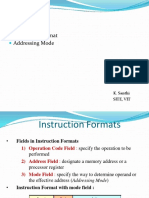 11-Introduction to ISA (Instruction Set Architecture)-Instruction formats-06-Aug-2019Material_I_06-Aug-2019_INSTRUCTION__F