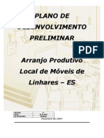 história do APL moveleiro de Linhares