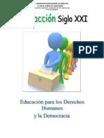 PROYECTO EDUC PARA LA DEMOCRACIA  LOS DERECHOS HUMANOS Y CIUDADANIA.pdf