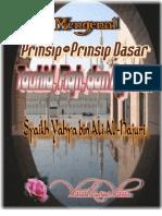 Mengenal Prinsip-prinsip Tauhid, Fiqih dan Aqidah